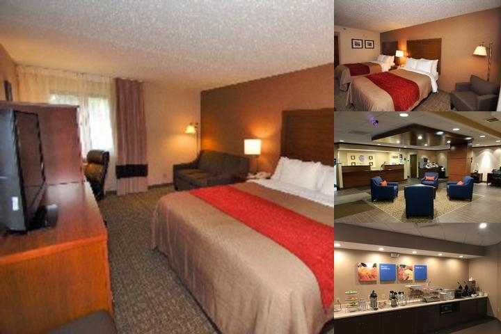 Comfort Inn Latham / Albany North photo collage