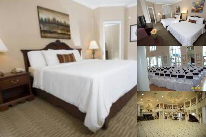 Cumberland Inn photo collage