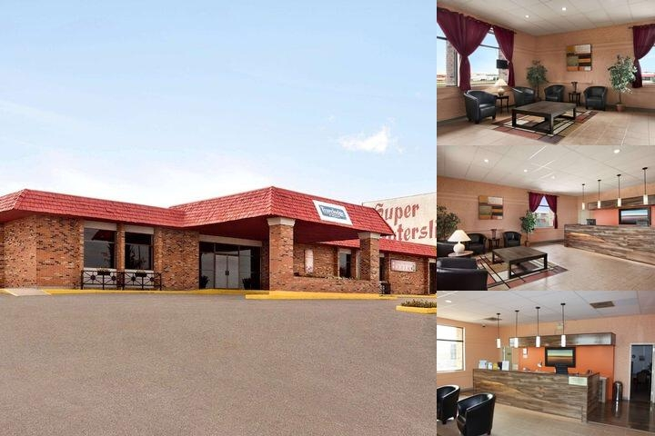 Travelodge Swift Current photo collage