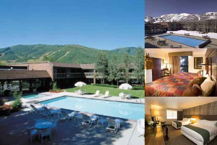 Doubletree by Hilton Park City Yarrow photo collage