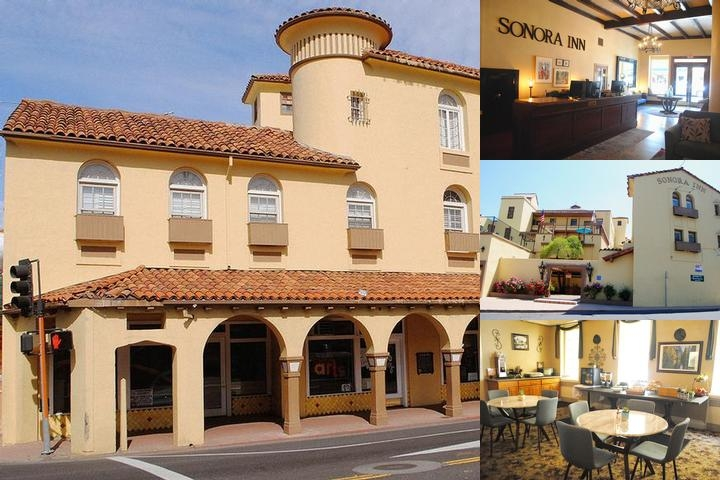 Sonora Inn photo collage