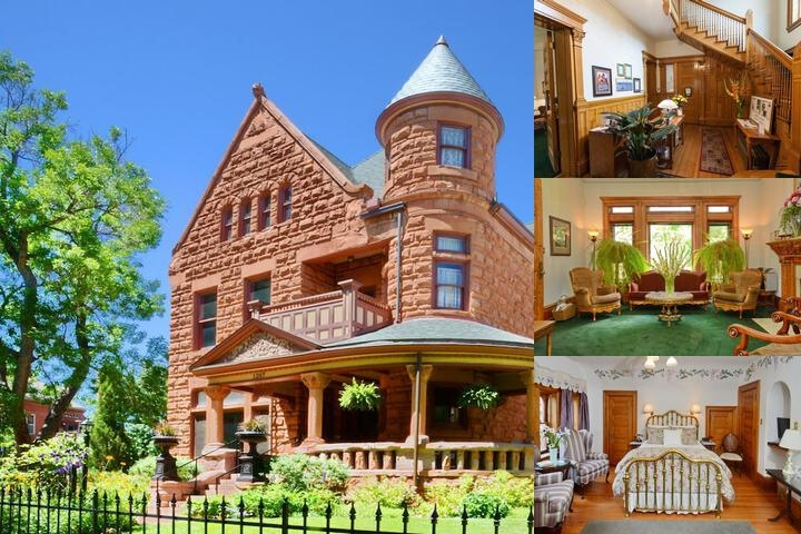 Capitol Hill Mansion Bed & Breakfast photo collage