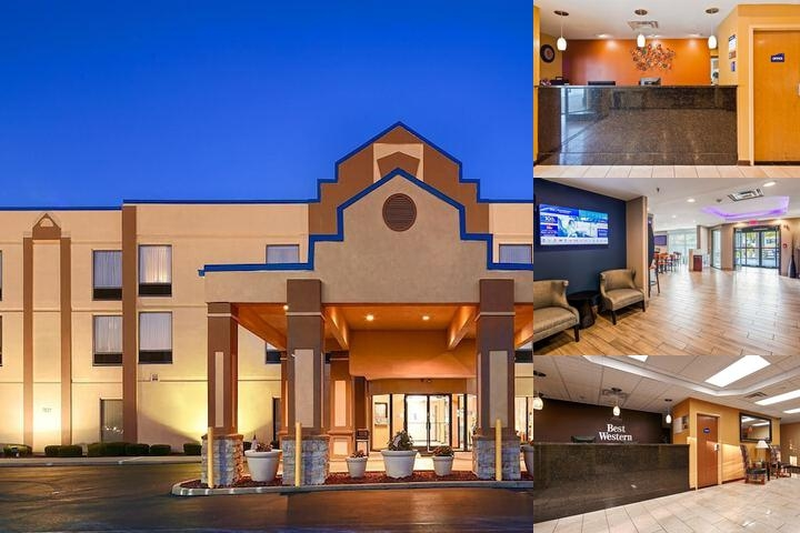 Best Western Inn Florence photo collage