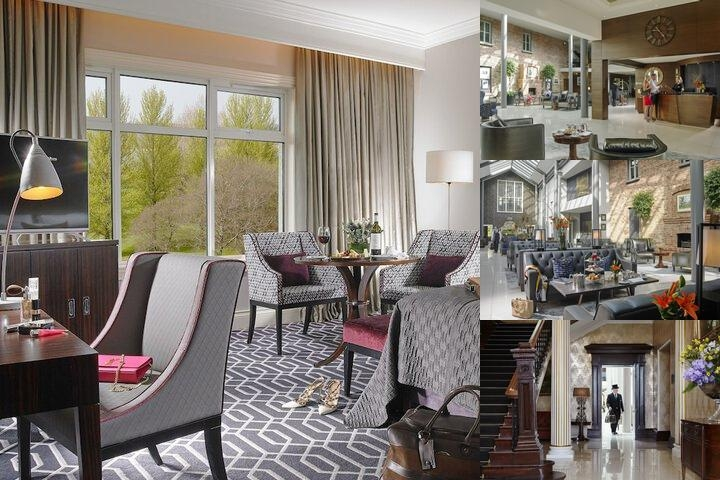 Lyrath Estate Hotel Spa & Convention Centre photo collage