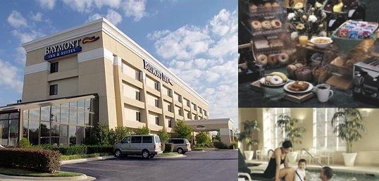 Baymont Inn & Suites Springfield South Highway 65 photo collage