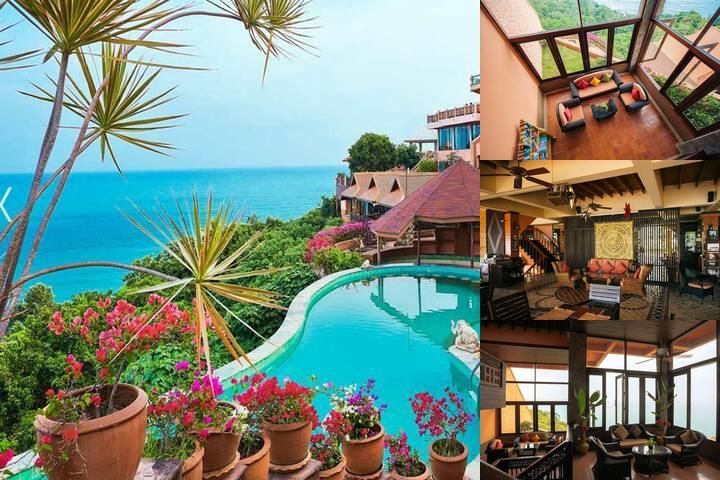 Samui Bayview Resort & Spa photo collage
