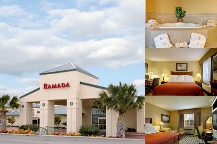 Ramada Del Rio photo collage