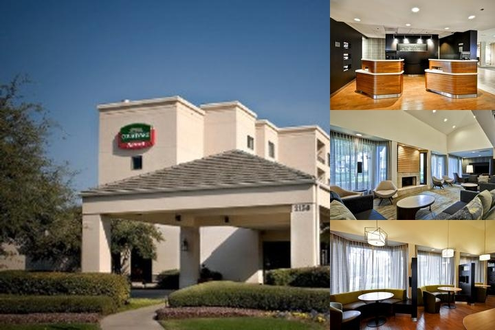 Courtyard by Marriott Dallas Market Center photo collage
