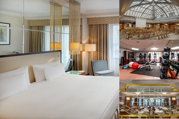 Radisson Blu Alcron Hotel Prague photo collage