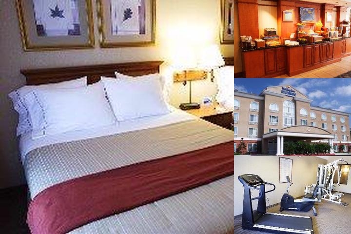 Holiday Inn Express Sorrento Valley photo collage