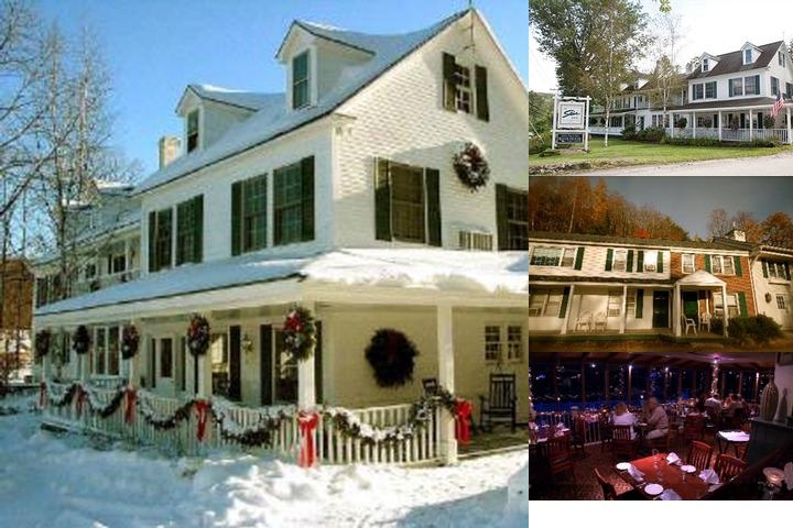 The Stowe Inn photo collage