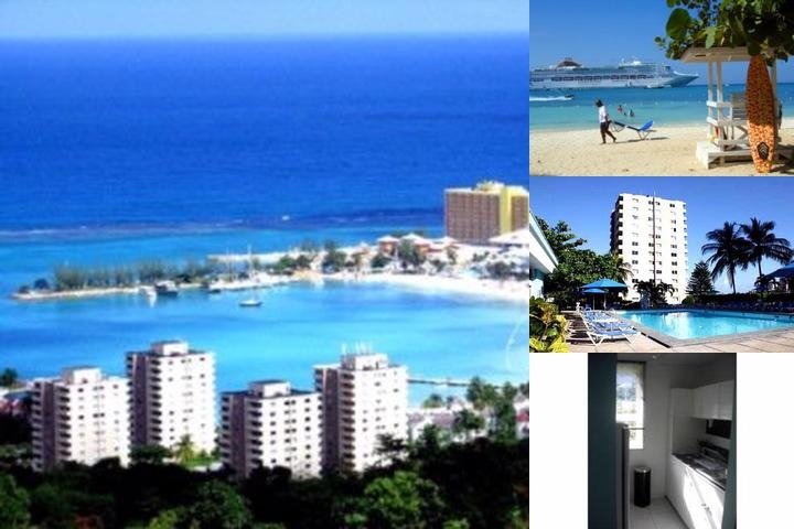 Turtle Beach Towers photo collage