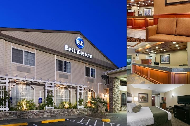 Best Western University Inn & Suites photo collage