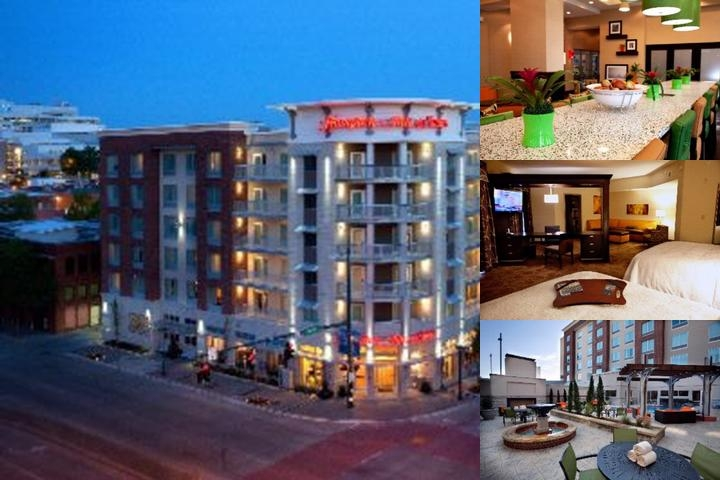 Hampton Inn & Suites Downtown Chattanooga photo collage