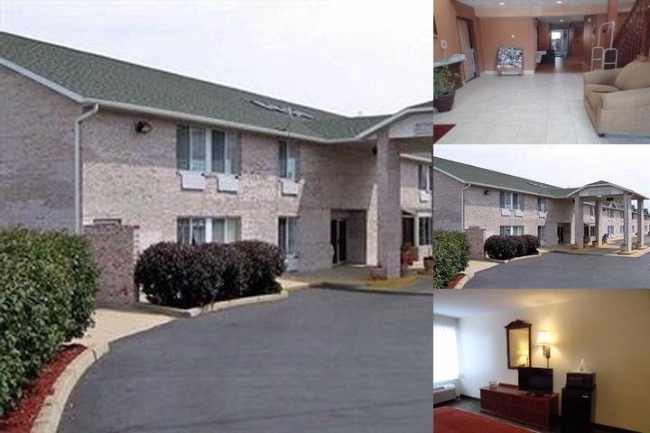 Americas Best Value Inn Camelot Inn photo collage