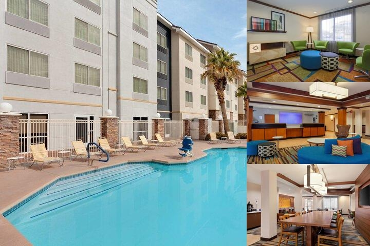 Fairfield Inn & Suites Las Vegas South photo collage