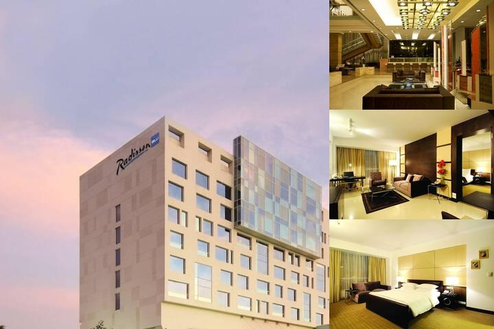 Radisson Blu Hotel Pune Kharadi photo collage