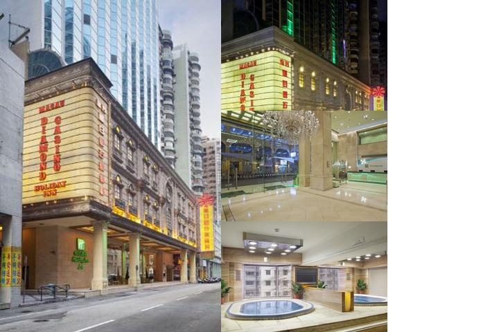Holiday Inn Macau photo collage