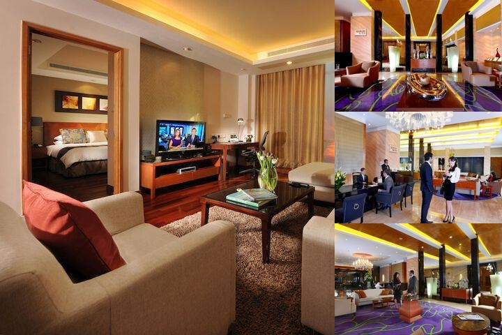 Fraser Suites Seef Bahrain photo collage