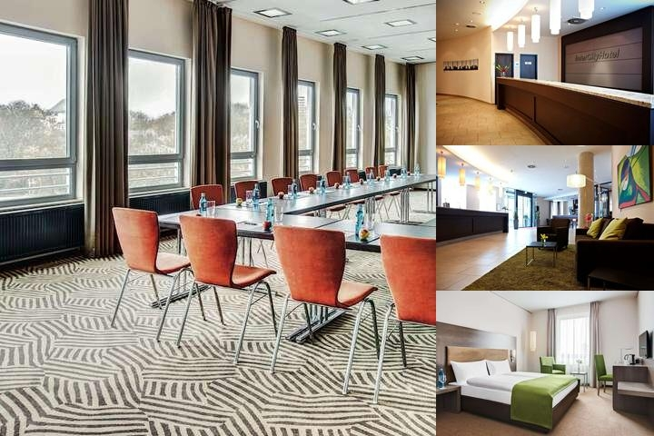 Intercityhotel Mainz photo collage