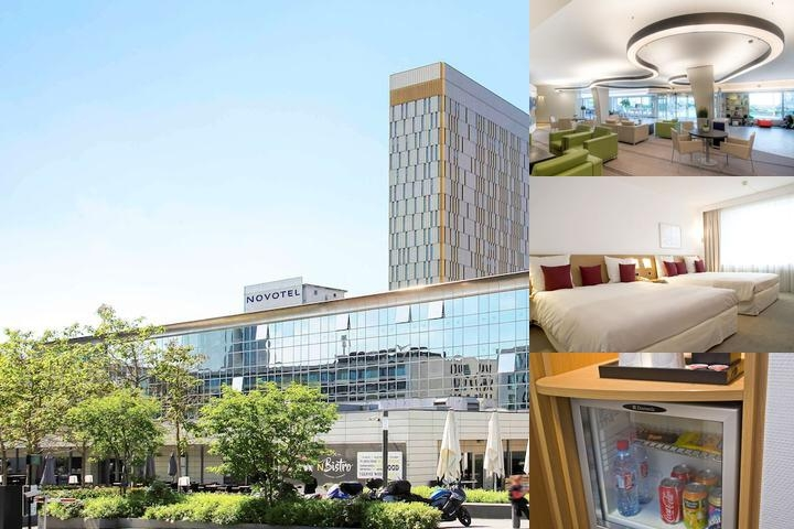 Novotel Luxembourg Kirchberg photo collage