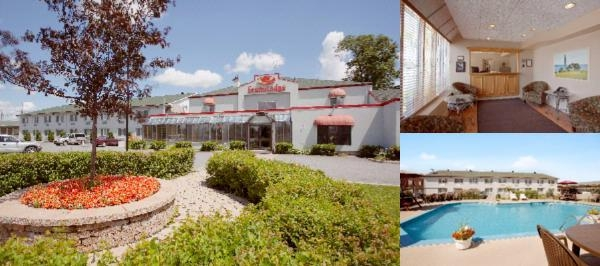 Econo Lodge Laval photo collage