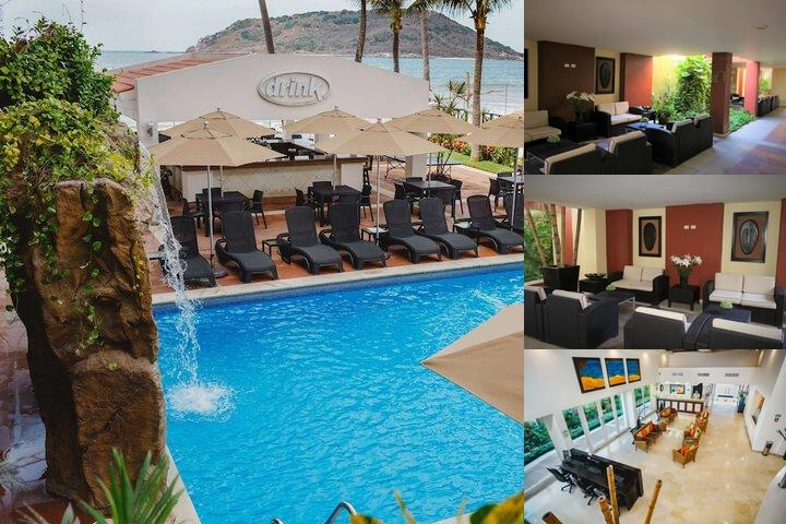 Best Western Hotel Posada Freeman Zona Dorada photo collage