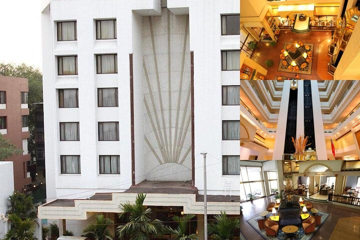 Hotel Sagar Plaza photo collage