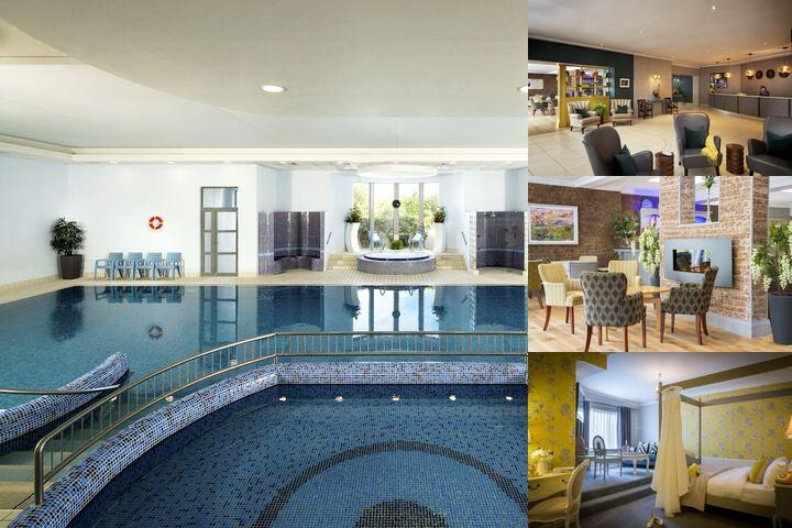 Springhill Court Hotel photo collage