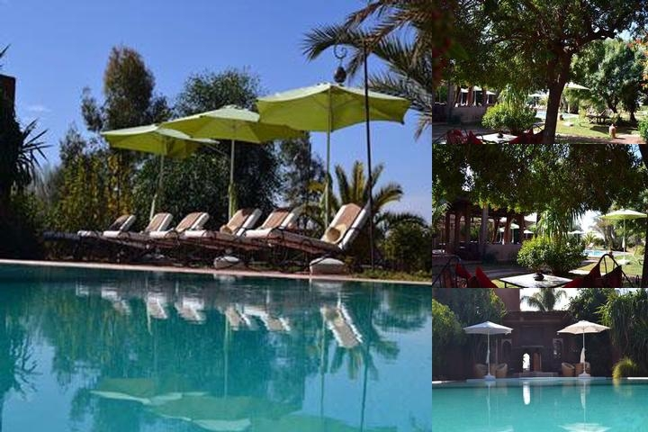Acacia Villas & Riad Marrakech photo collage