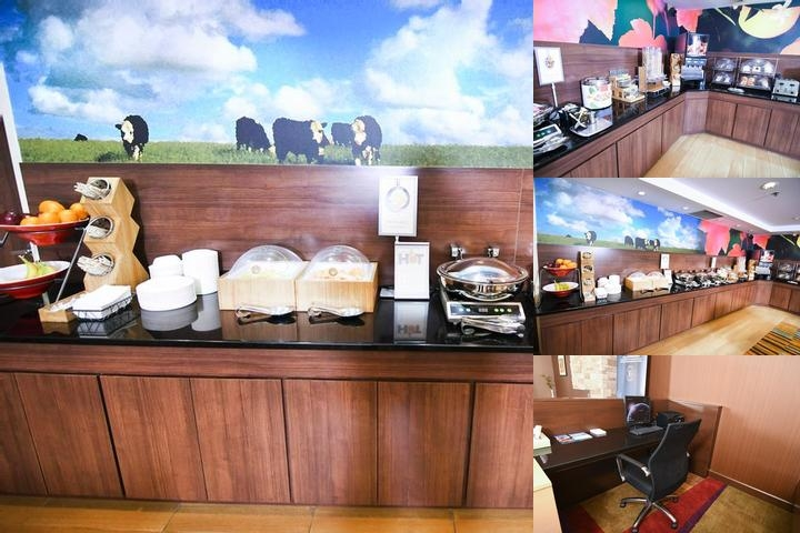 Hampton Inn & Suites Lancaster photo collage