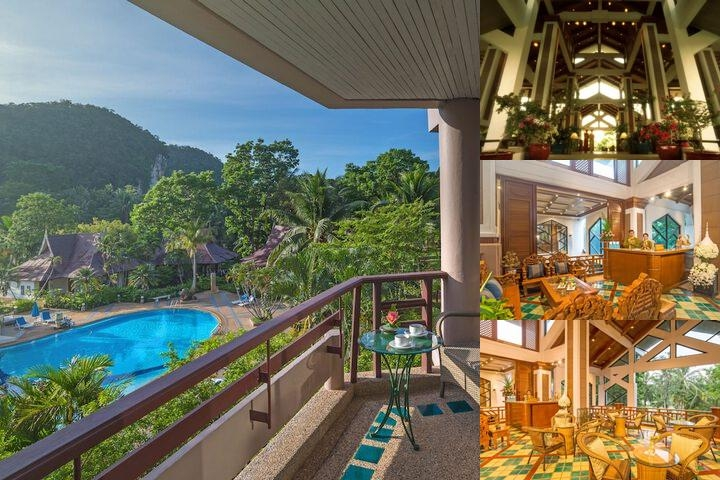Maritime Park & Spa Resort photo collage