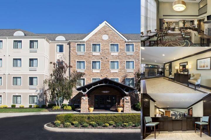 Staybridge Suites Columbus Dublin photo collage
