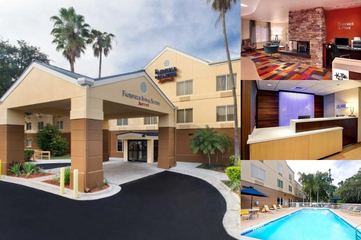 Fairfield Inn & Suites by Marriott Tampa Brandon photo collage