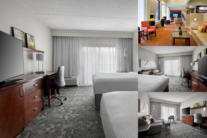 Courtyard by Marriott Red Bank photo collage