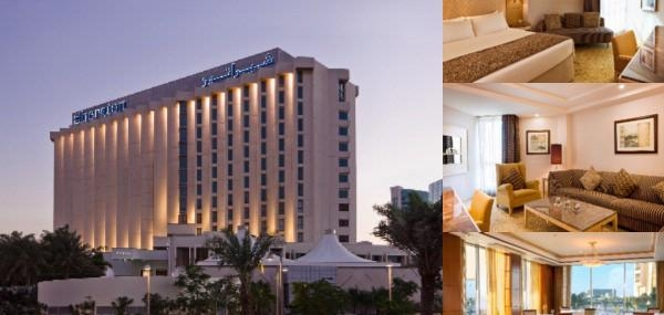 Sheraton Bahrain Hotel photo collage