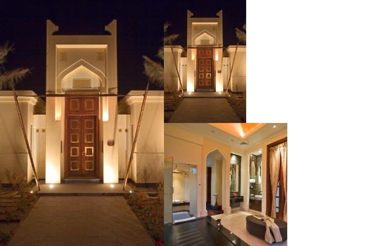 Al Areen Palace & Spa photo collage