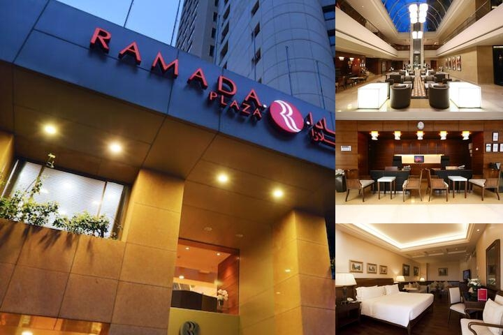 Ramada Plaza Beirut Raouche photo collage