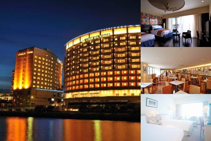 Loisir Hotel Naha photo collage