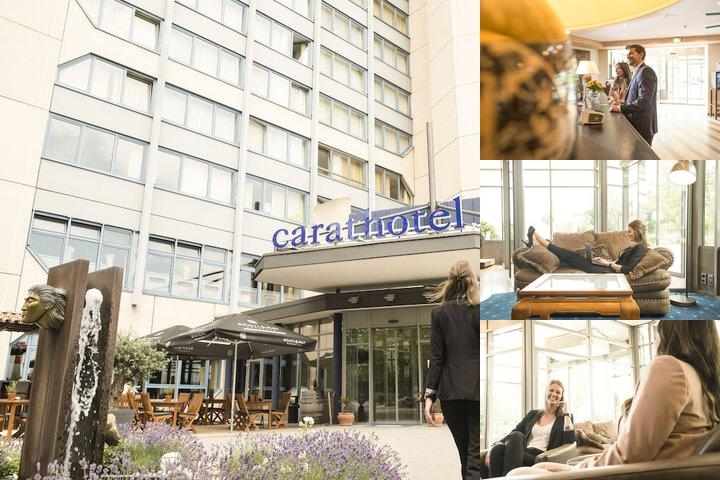 Carathotel Basel photo collage