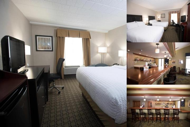 Holiday Inn Express Pittsburgh Cranberry photo collage