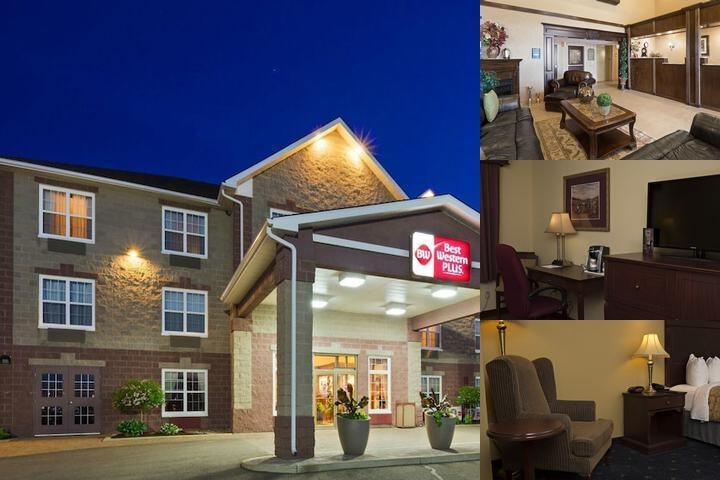 Best Western Plus Grand Sault Hotel & Suites photo collage