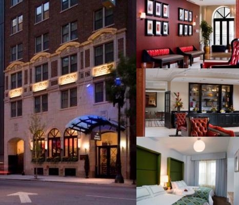 Holiday Inn Express Chicago Magnificent Mile photo collage