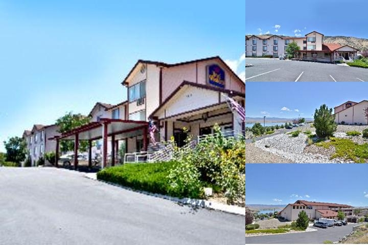 Best Western Topaz Lake Inn photo collage