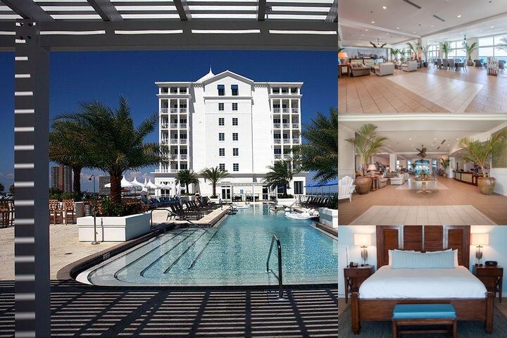 Margaritaville Beach Hotel photo collage