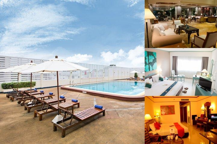 Mercure Chiang Mai photo collage