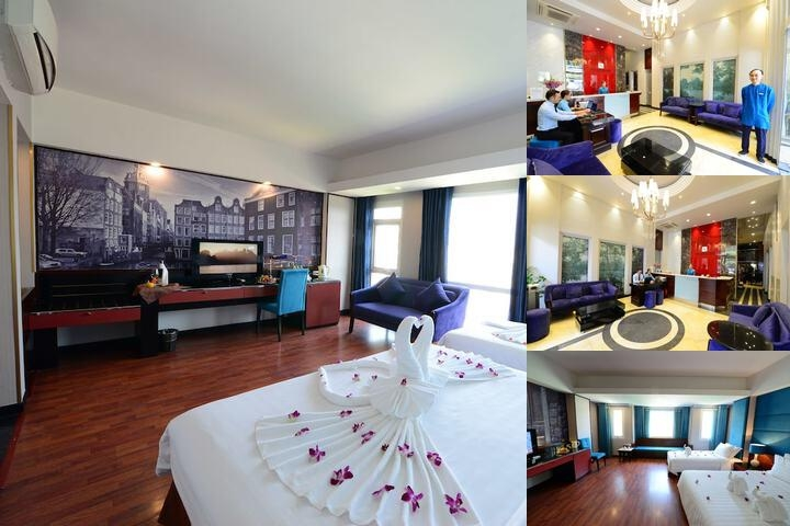 Gia Bao Grand Hotel photo collage