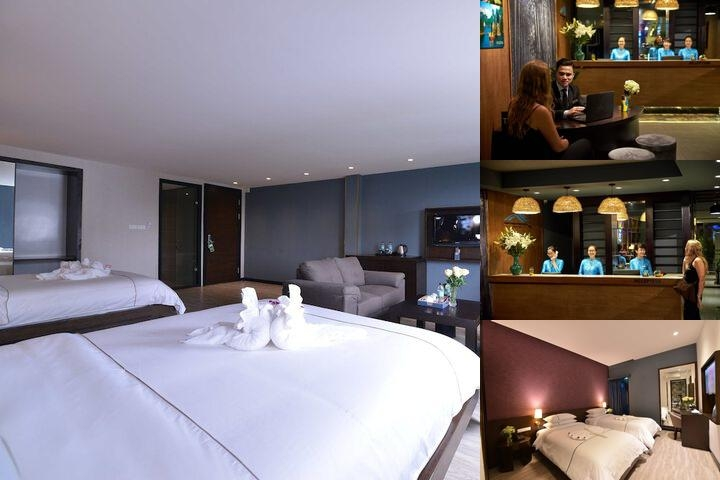 Gia Bao Palace Hotel photo collage