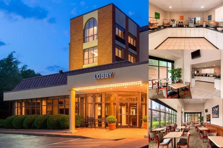 Comfort Inn Central photo collage