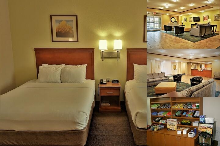 Candlewood Suites Macon photo collage